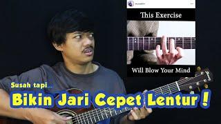 Download lagu PENJARIAN MACAM APA INI?! | Mind Blowing Exercise Mcrocklin