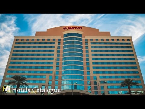 Las Vegas Marriott Hotel Overview - Convention Center Drive -  Las Vegas Nevada