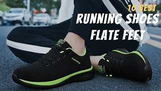 10 Best Running Shoes for Flat Feet - Flat Feet Shoes Review