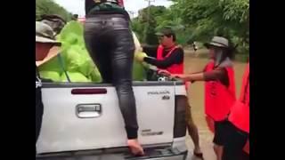 NO COMMENT  Թայլանդում ջրհեղեղները շարունակվում են