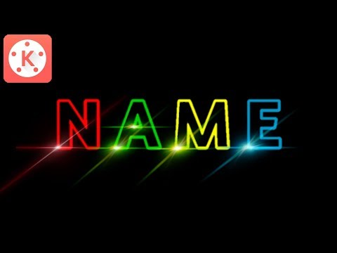 How to Make A Light TEXT Intro Kinemaster new | Technical Mamun