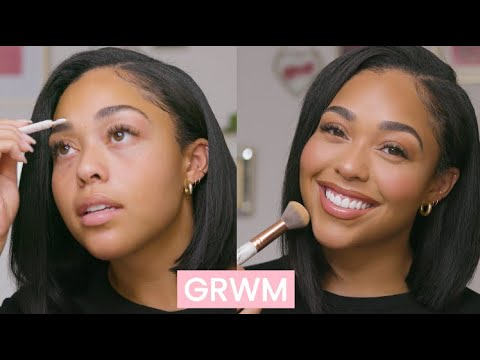 Everyday Makeup Routine (Soft Glam) | Jordyn Woods thumbnail
