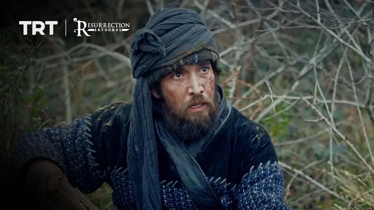 Ertugrul and his Alps rescue strangers