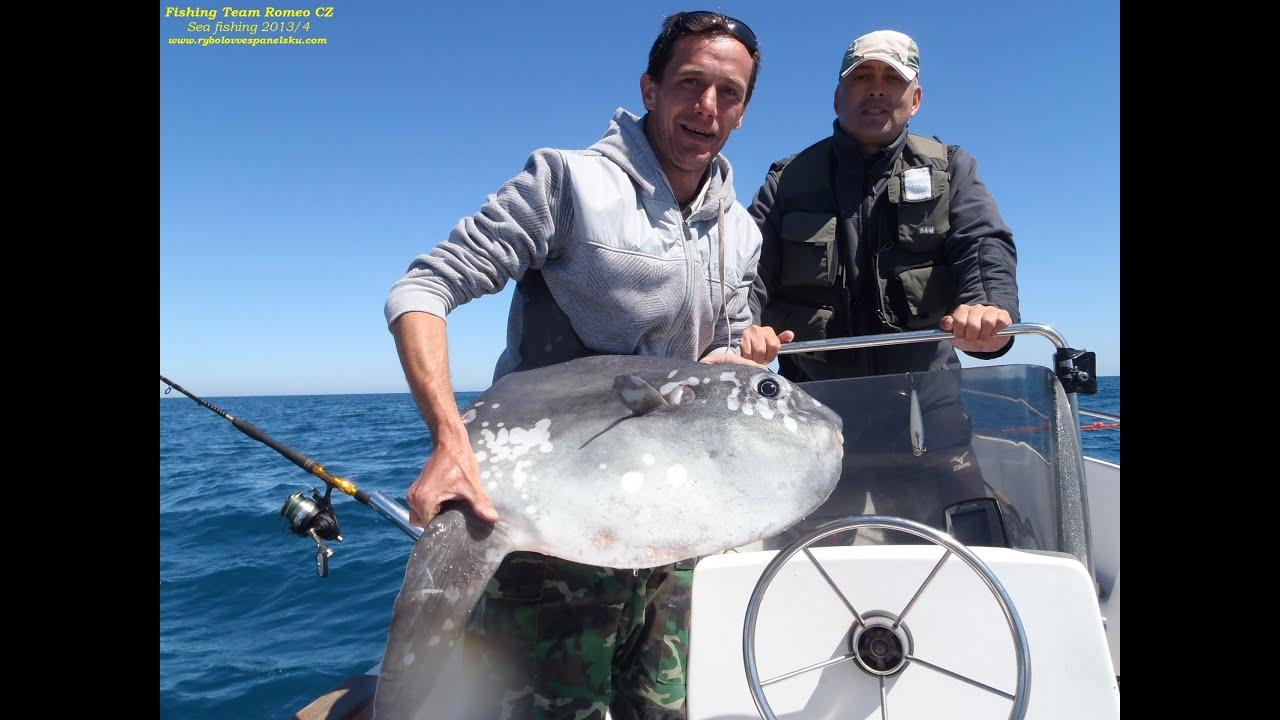 Fishing Team Romeo CZ: Sea fishing in the Mediterranean ...