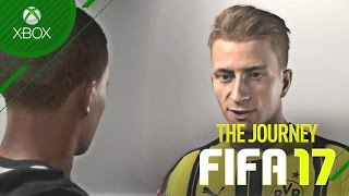Encontrei com o reus !!! - fifa 17 - the journey #04 [xbox one]