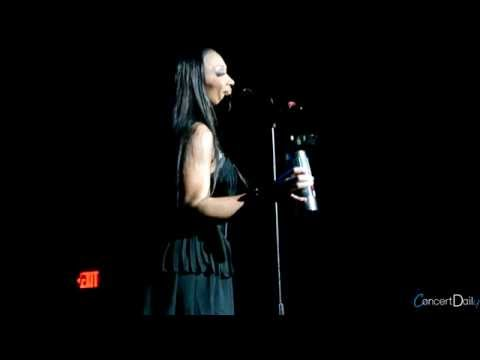 Chante Moore Performing 'Candlelight and You' Live in Washington DC!