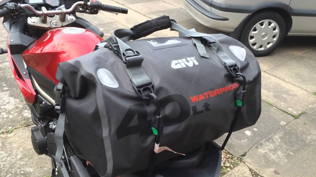 Givi 40l Waterproof Bag Review