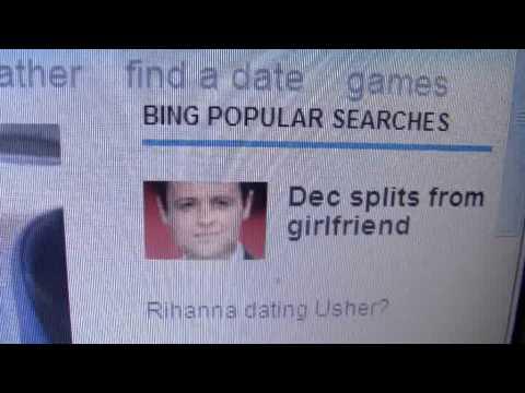 RIHANNA DATING USHER?