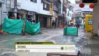 Alcalde de Rionegro se refiere a obras en centro histórico