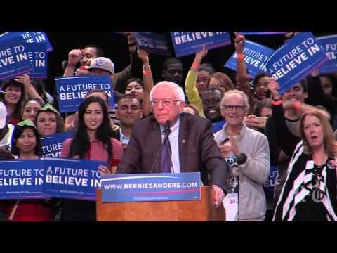 Bernie Sanders Rally In San Diego (FULL VIDEO)   San Diego Union-Tribune