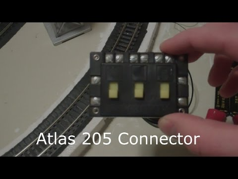 installing an atlas 205 connector youtube rh youtube com A Atlas Controller Wiring Wiring Atlas Lift