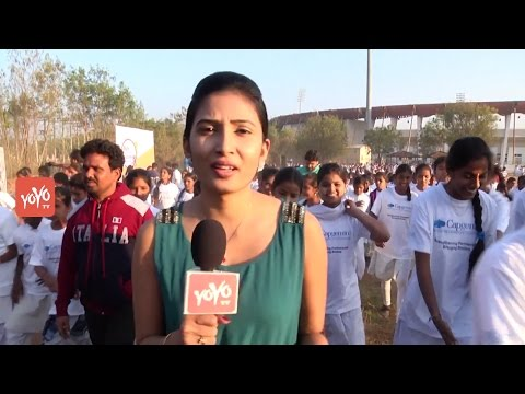 Full Event of 5K Run & 10K Run To Educate Girl Child - Run For A Cause | YOYO TV Channel