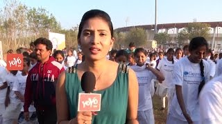 Full Event of 5K Run & 10K Run To Educate Girl Child Run For A Cause   YOYO TV Channel