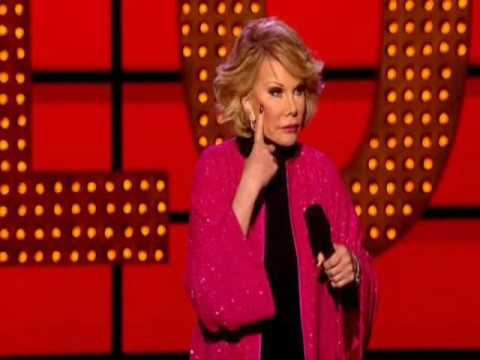 Joan Rivers Live At The Apollo Part 1