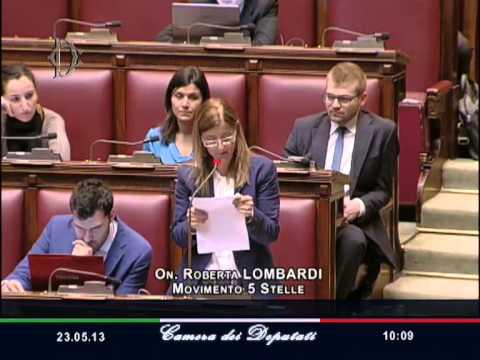 Lombardi m5s interpella ministro finanze e lavoro - Lombardi immobiliare ...