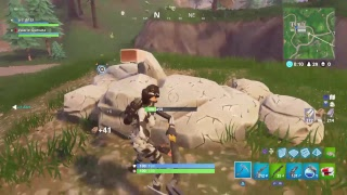 WE LIVE  FORTNITE TRYING TO GET A DUOS WIN GAME PLAY PS4]