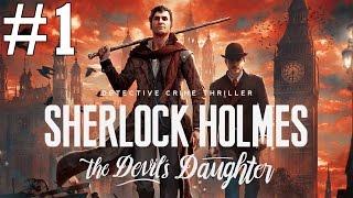 Sherlock Holmes: The Devil