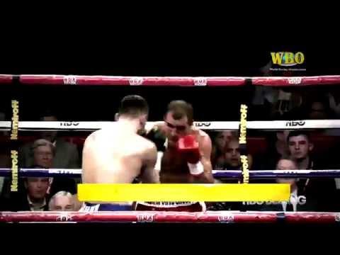 The best WBO fights of 2014