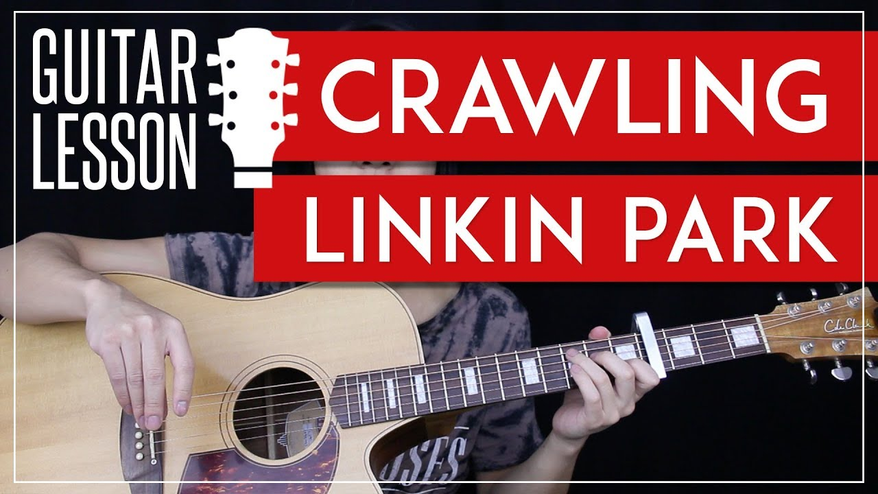 Crawling guitar chords