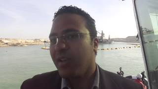 Mohammad Reza Director, Office of Middle East news in the new Suez Canal: Egyptians dream realized