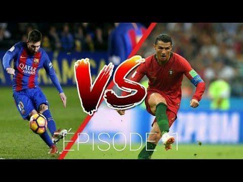 Cristiano Ronaldo VS Lionel Messi / Épisode 1 : Les Coups Francs