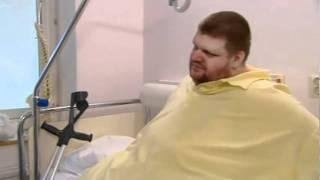 Jonny - Sveriges fetaste man besöker doktorn