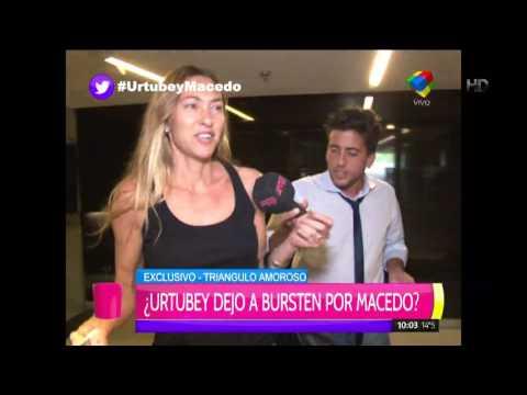 ¿Juan Manuel Urtubey dejó a Andrea Bursten por Isabel Macedo?