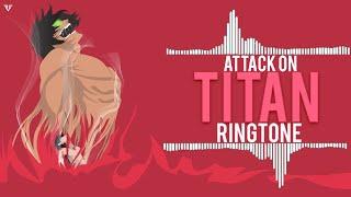 Attack On Titan Ringtone   RING GONE