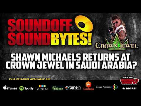 Shawn Michaels To Wrestle At CROWN JEWEL In Saudi Arabia?