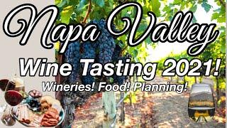 Wine Tasting In Napa Valley| Napa Travel Tips| Tools To Plan Trip To Napa Valley| MiloveOfLife