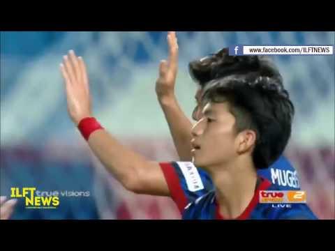 J League Asia Challenge 2017: Yokohama F Marinos 4-0 Suphanburi