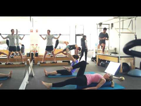 Group Pilates Circuit Classes at Domain Health