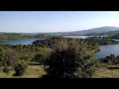 Albufeira do Azibo - Núcleo de Santa Combinha e Península