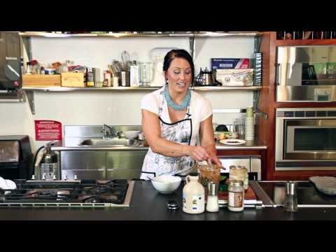 Avocado Pudding Paleo Recipe by Juli Bauer - YouTube