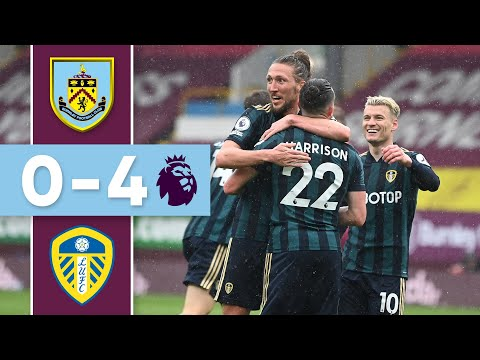 KLICH, HARRISON & RODRIGO ON TARGET | Burnley v Leeds | Premier League