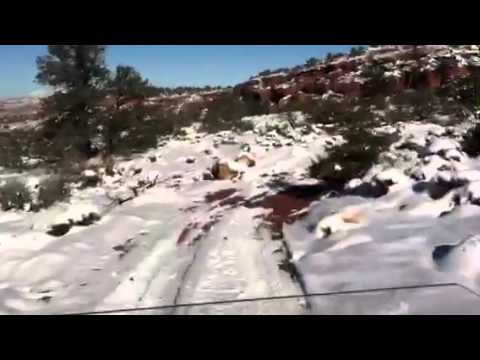 Clay hills Utah RZR trip part 3