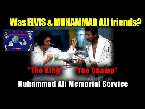 Elvis & Muhammad Ali FRIENDSHIP Story