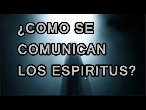 ¿Como se comunican los espíritus? - Seres queridos.