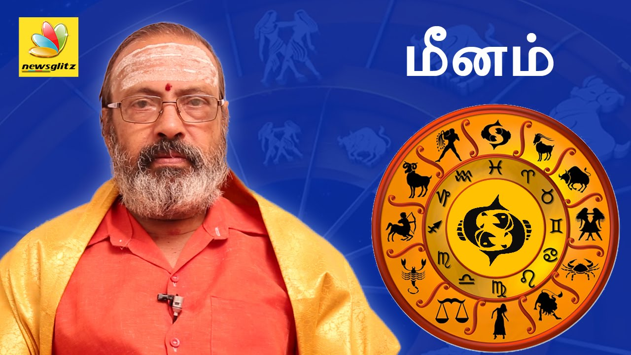 Meenam rasi guru peyarchi palangal 2016 to 2017 tamil astrology predictions youtube