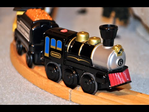 Toy Trains Galore! - YouTube