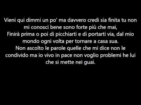 Raffaello - Nessuno è perfetto - (TESTO) 2016