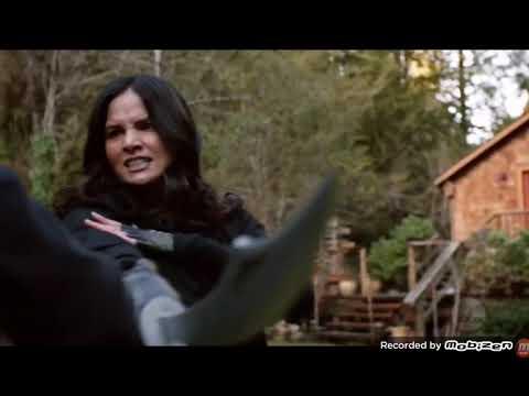 Arrow 7x16 Felicity Give Birth To Mia Nyssa Train Mia To Fight Opening Scene