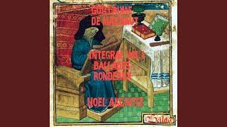Remede de Fortune: Ballade No. 42, Dame, de qui toute ma joie vient