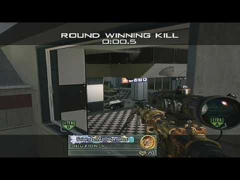 dLuzion v | Round Winning Killcam | NoScope