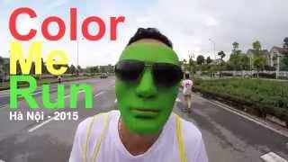 Color Me Run 2015 - Hà Nội