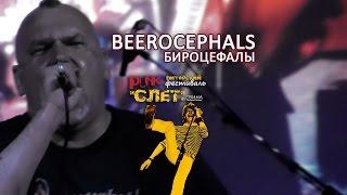 BEEROCEPHALS / БИРОЦЕФАЛЫ - Punk-Слет (#3) им. Свина-2015, клуб MOD, СПб, 06.06.2015