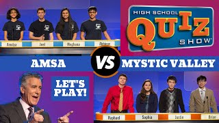 High School Quiz Show - Season 5 Premiere: Advanced Math \u0026 Science vs. Mystic Valley (501)