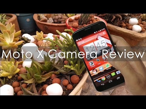 Moto X 10 MP Clear Pixel Camera Review with Samples