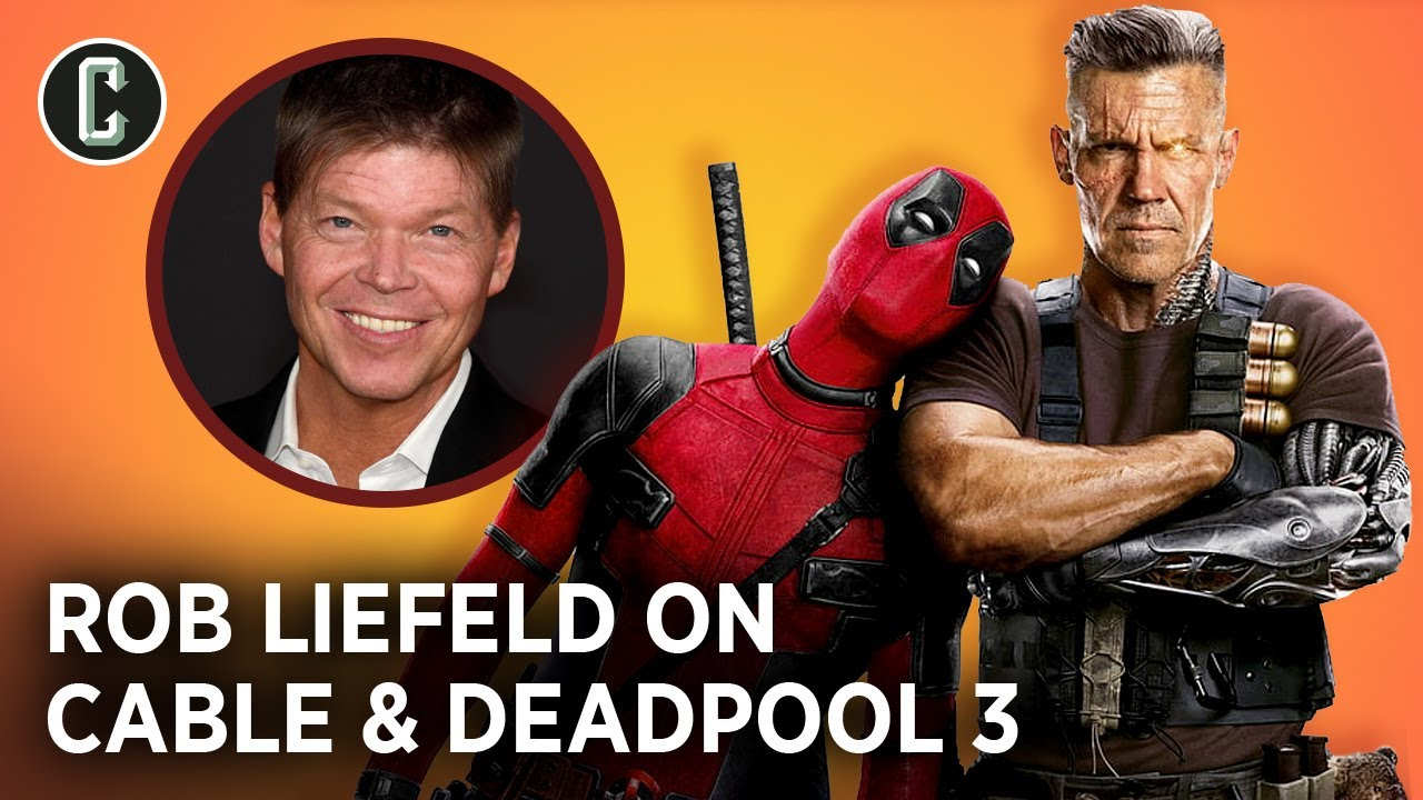 Deadpool 3: Rob Liefeld on Sequel Status, Cable Solo Movie and More