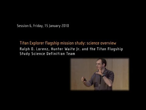 S6 Titan Explorer Flagship Mission